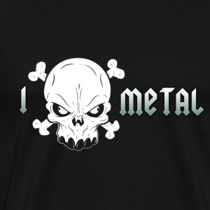 lovemetal Long sleeve shirts - Men's Premium T-Shirt