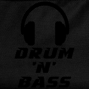 Drum 'n' Bass Music T-Shirts - Kids' Backpack