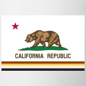 California Bear Pride - Tasse