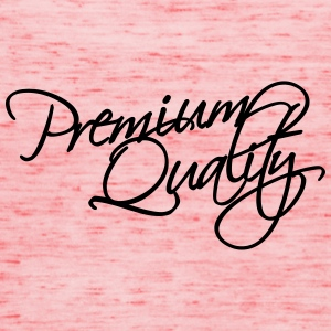 Premium Quality Text Design Magliette - Top da donna della marca Bella