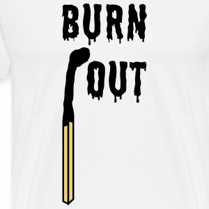 burn out Langarmshirts - Männer Premium T-Shirt