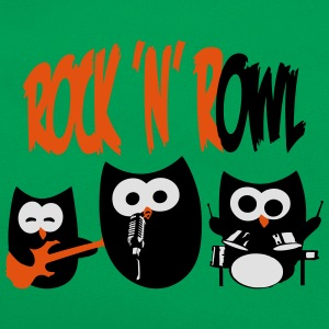 rock 'n' rowl - Rock 'n' Roll Shirts - Retro-tas