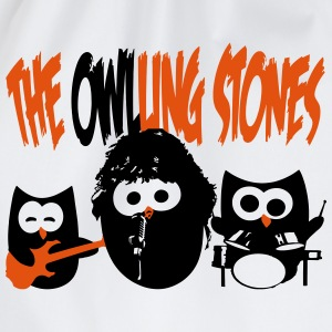 the owling stones T-Shirts - Turnbeutel