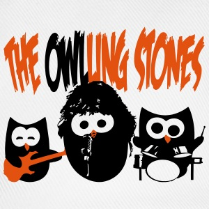 the owling stones T-shirts - Basebollkeps