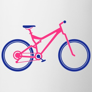 Bicycle (2c)++2014 Bags & backpacks - Mug