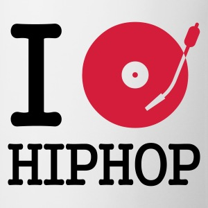 I dj / play / listen to hiphop - Mugg