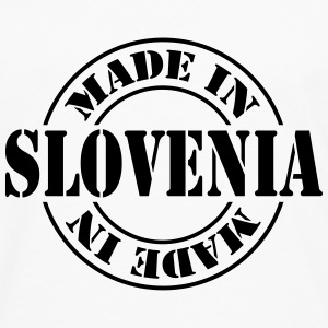 made_in_slovenia_m1 Tee shirts - T-shirt manches longues Premium Homme