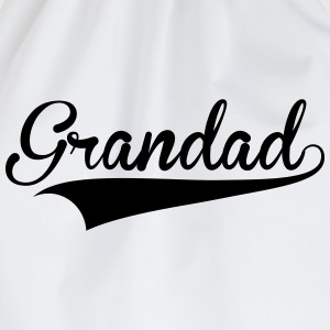 Grandad T-Shirts - Drawstring Bag