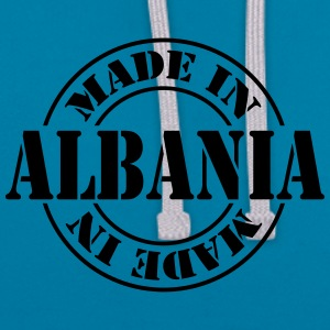 made_in_albania_m1 Accessoires - Sweat-shirt contraste