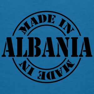 made_in_albania_m1 Accessories - Women's V-Neck T-Shirt