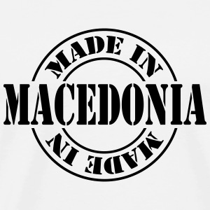 made_in_macedonia_m1 Sweaters - Mannen Premium T-shirt