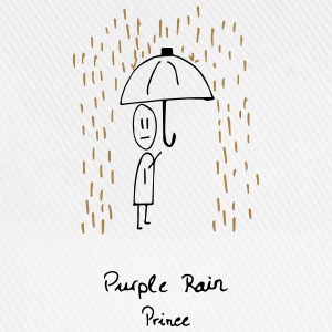 Purple Rain Bags & backpacks - Baseball Cap