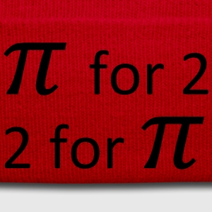 pi_for_2 Tee shirts - Bonnet d'hiver