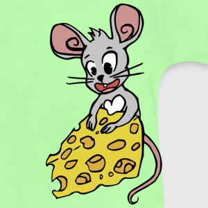 A Mouse and its Cheese - Baby T-Shirt