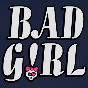 bad_girl_022014_a_3c T-Shirts - Baseballkappe