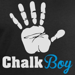 Climbing: Chalk boy T-Shirts - Men's Sweatshirt by Stanley & Stella