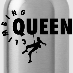 Climbing Queen T-Shirts - Water Bottle