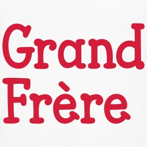 Grand Frère Tee shirts - T-shirt manches longues Premium Homme