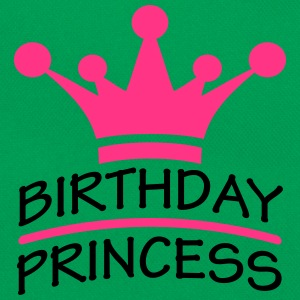 Happy Birthday Princess Logo Tee shirts - Sac Retro