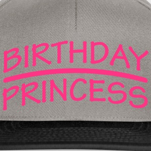 Happy Birthday Princess T-shirts - Snapback Cap