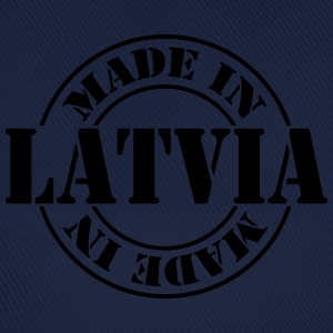 made_in_latvia_m1 T-Shirts - Baseballkappe