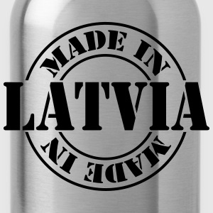 made_in_latvia_m1 Shirts - Water Bottle