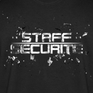 T SHIRT STAFF SECURITE by Florian VIRIOT - Sweat-shirt Homme Stanley & Stella