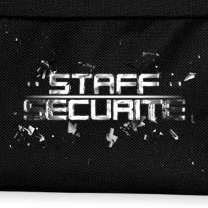 T SHIRT STAFF SECURITE by Florian VIRIOT - Sac à dos Enfant