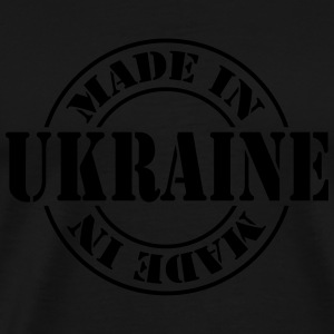 made_in_ukraine_m1 Sweat-shirts - T-shirt Premium Homme