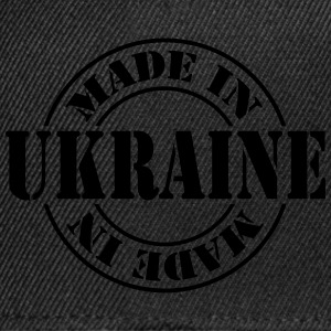 made_in_ukraine_m1 Sweat-shirts - Casquette snapback