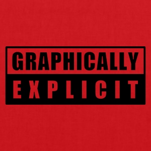 graphically explicit - Tote Bag