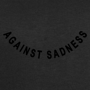against sadness - smile - Bluza męska Stanley & Stella