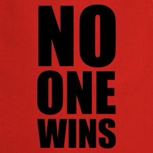 No One Wins - Keukenschort