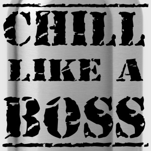 Chill like a boss Tee shirts - Gourde