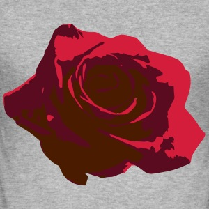 Rose Gensere - Slim Fit T-skjorte for menn