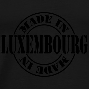 made_in_luxembourg_m1 Paraplyer - Herre premium T-shirt