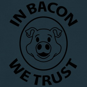 bacon trust Tabliers - T-shirt Homme
