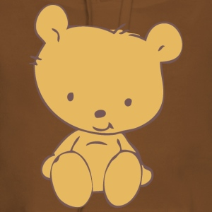 Toy Teddy Bear T-Shirts - Women's Premium Hoodie
