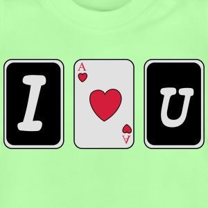 I love you Shirts - Baby T-shirt