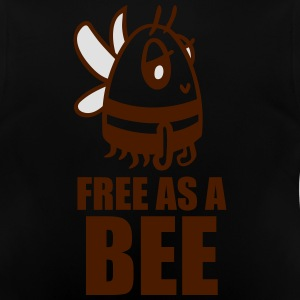 funny motifs: free the bee Shirts - Baby T-Shirt