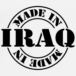 made_in_iraq_m1 Mobil- & tablet-covers - Herre premium T-shirt