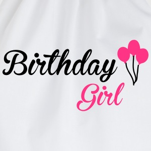 Birthday Girl T-Shirts - Turnbeutel