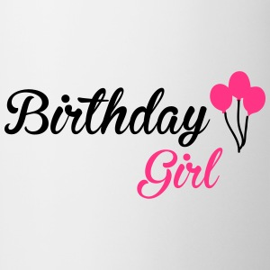 Birthday Girl T-Shirts - Tasse