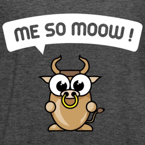 me so moow, cow, calf T-Shirts - Women's Tank Top by Bella