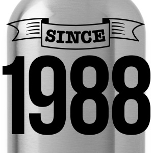 since 1988 T-shirts - Drinkfles