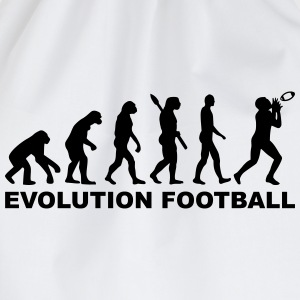 Evolution Football T-Shirts - Turnbeutel