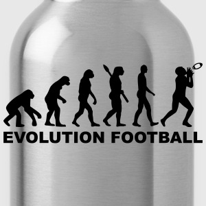 Evolution Football T-Shirts - Trinkflasche