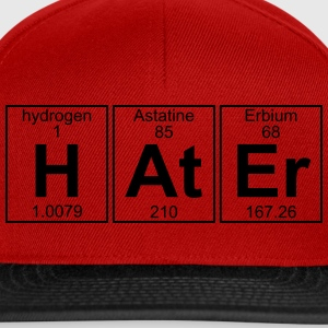H-At-Er (hater) - Full Shirts - Snapback Cap