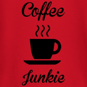Coffee Junkie T-Shirts - Baby Long Sleeve T-Shirt