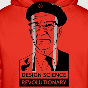 Buckminster Fuller - Design Science Revolutionary - Men's Premium Hoodie